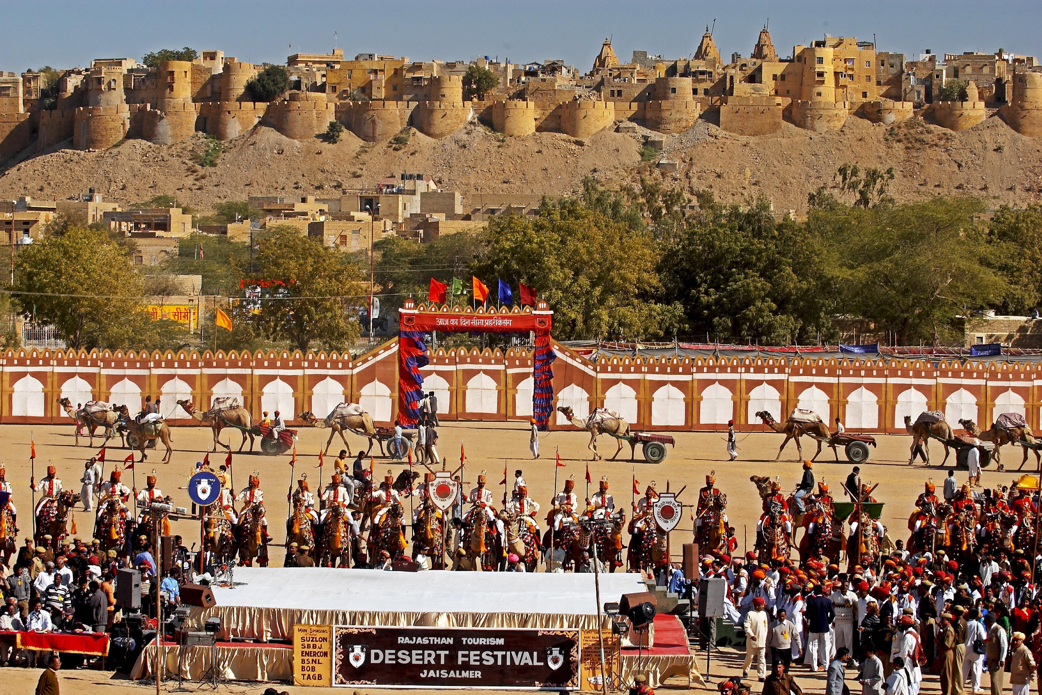 Jaipur Desert Festival