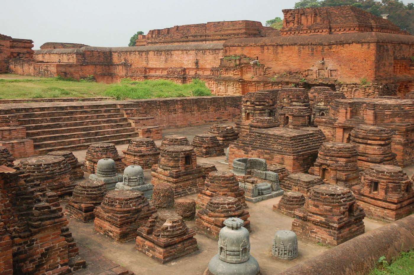 Archaeological Site of Nalanda Mahavihara