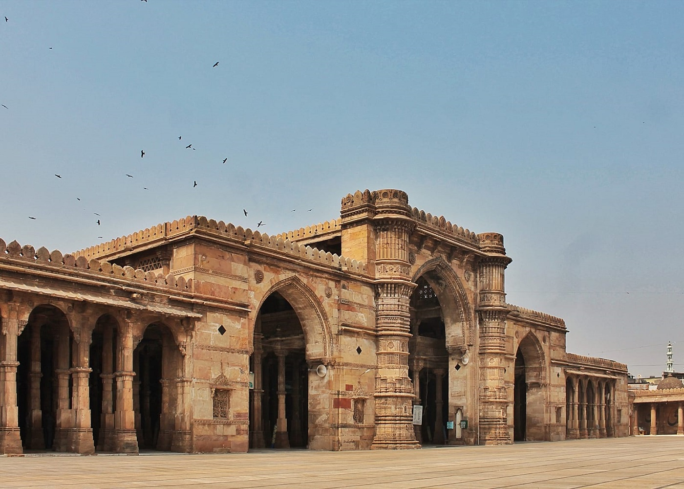 Historic City of Ahmedabad