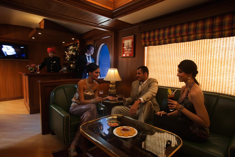 Guests Maharajas Express