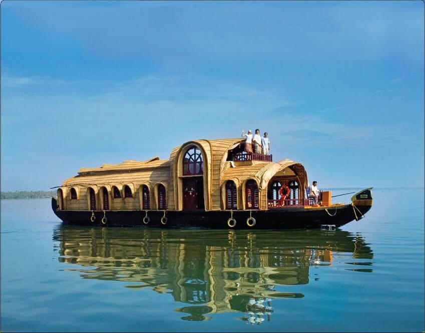 Backwaters Cochin
