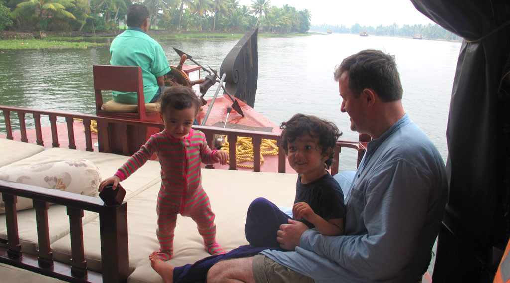 Enjoy baby with kerala