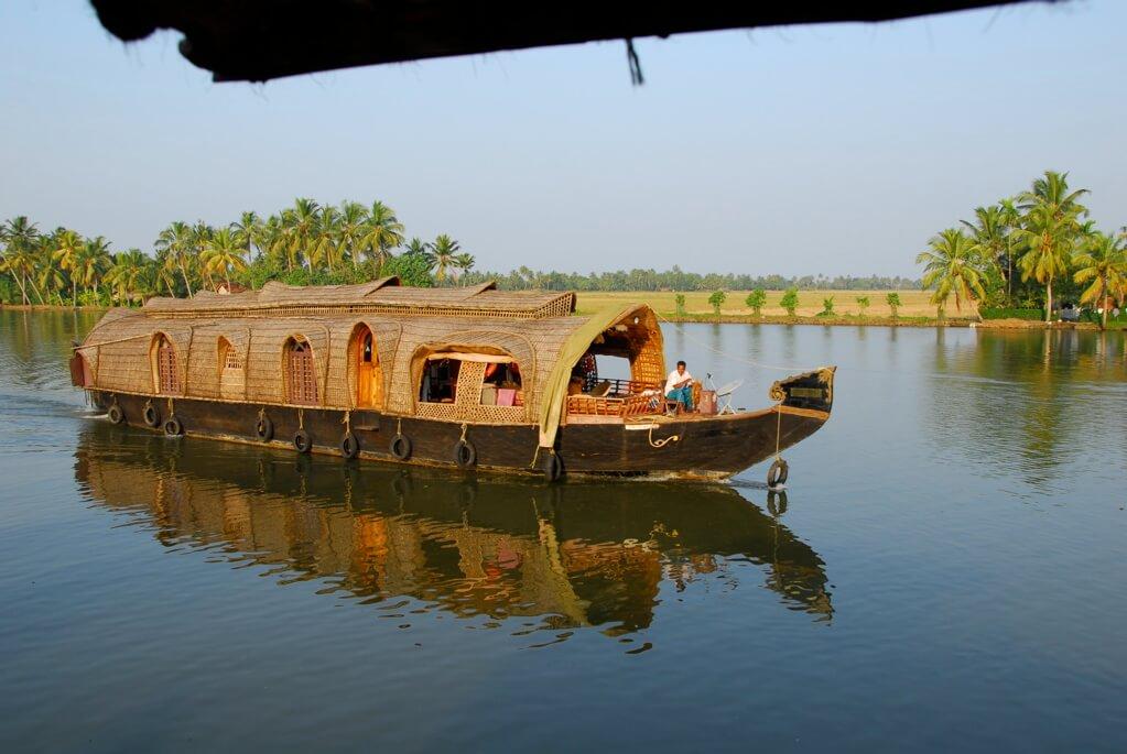 Thiruvananthapuram Backwaters