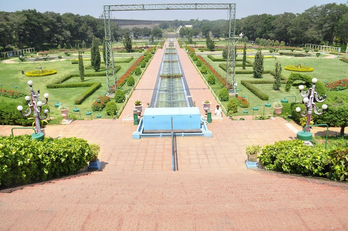 Brindavan Garden, Mysore Karnataka