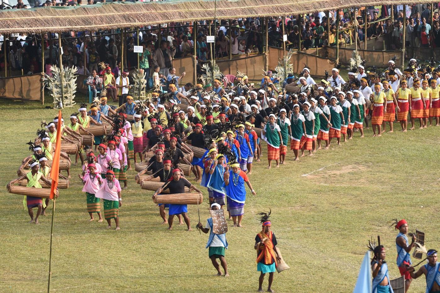 Wangala Festival, Meghalaya