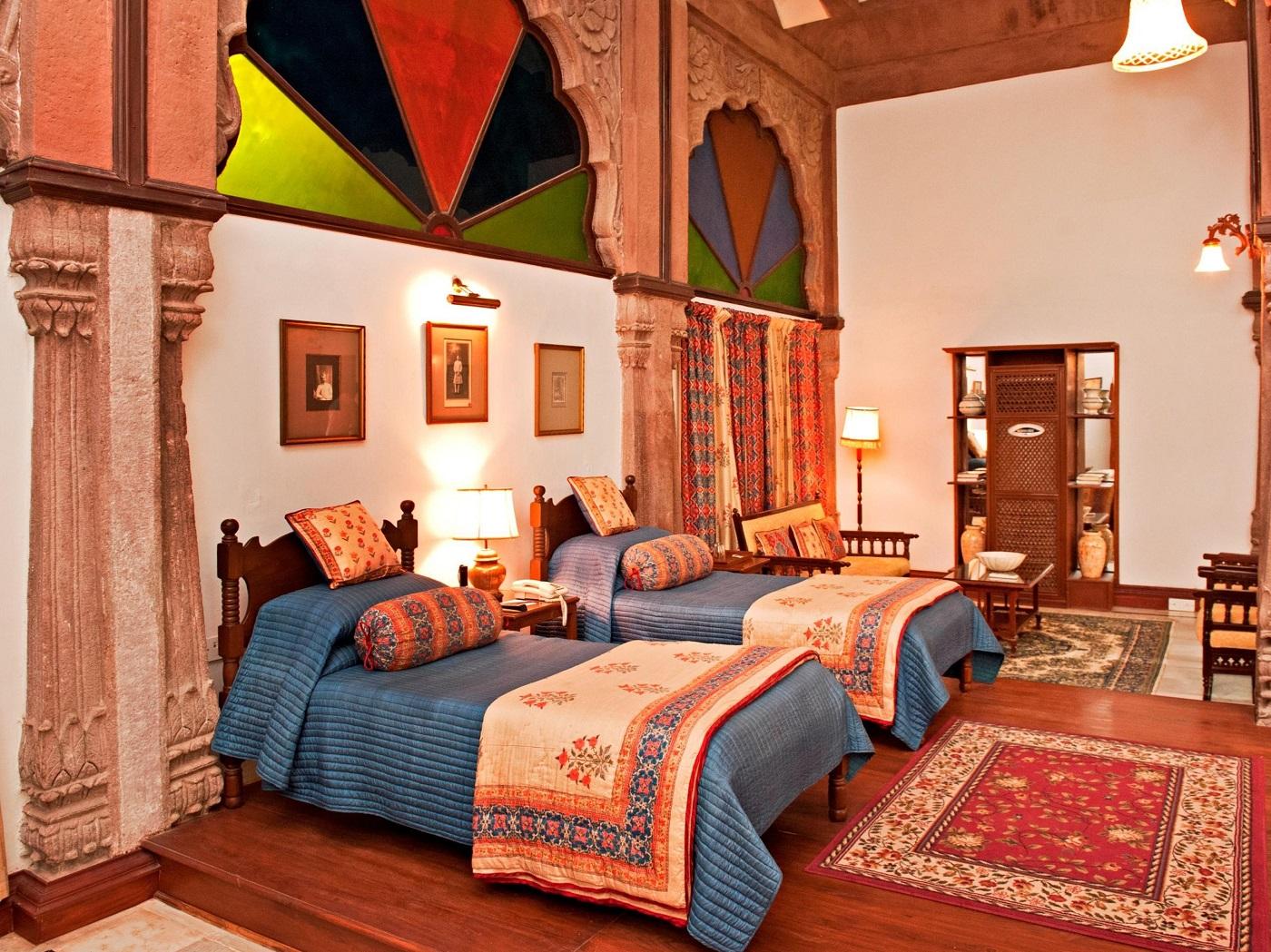 Balsamand Lake Palace Suite, Jodhpur