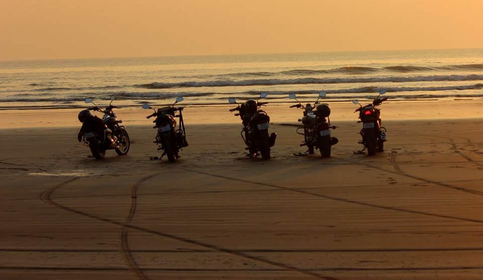 Bike Ride Goa