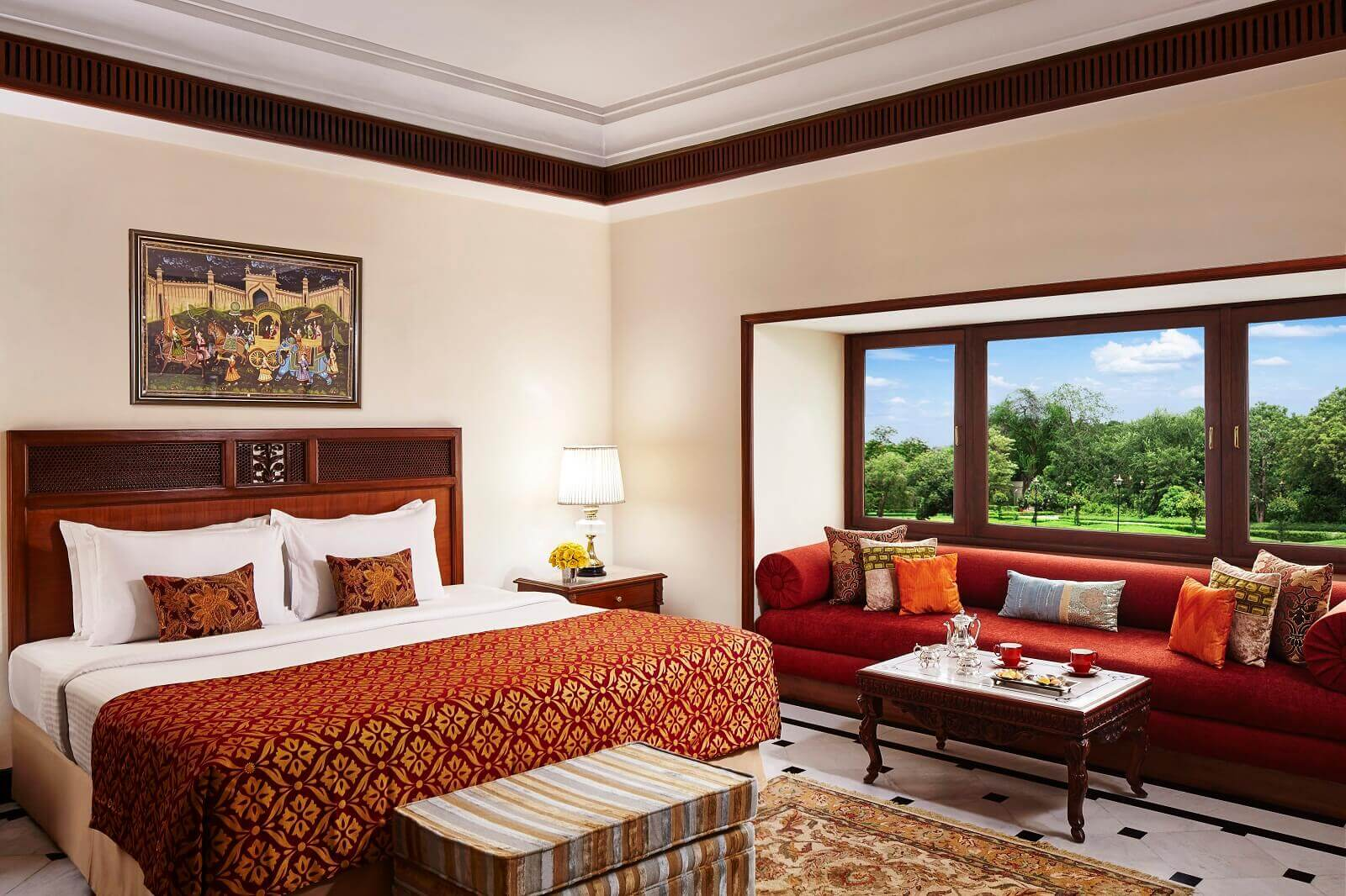 Deluxe Suite at Jai Mahal Palace