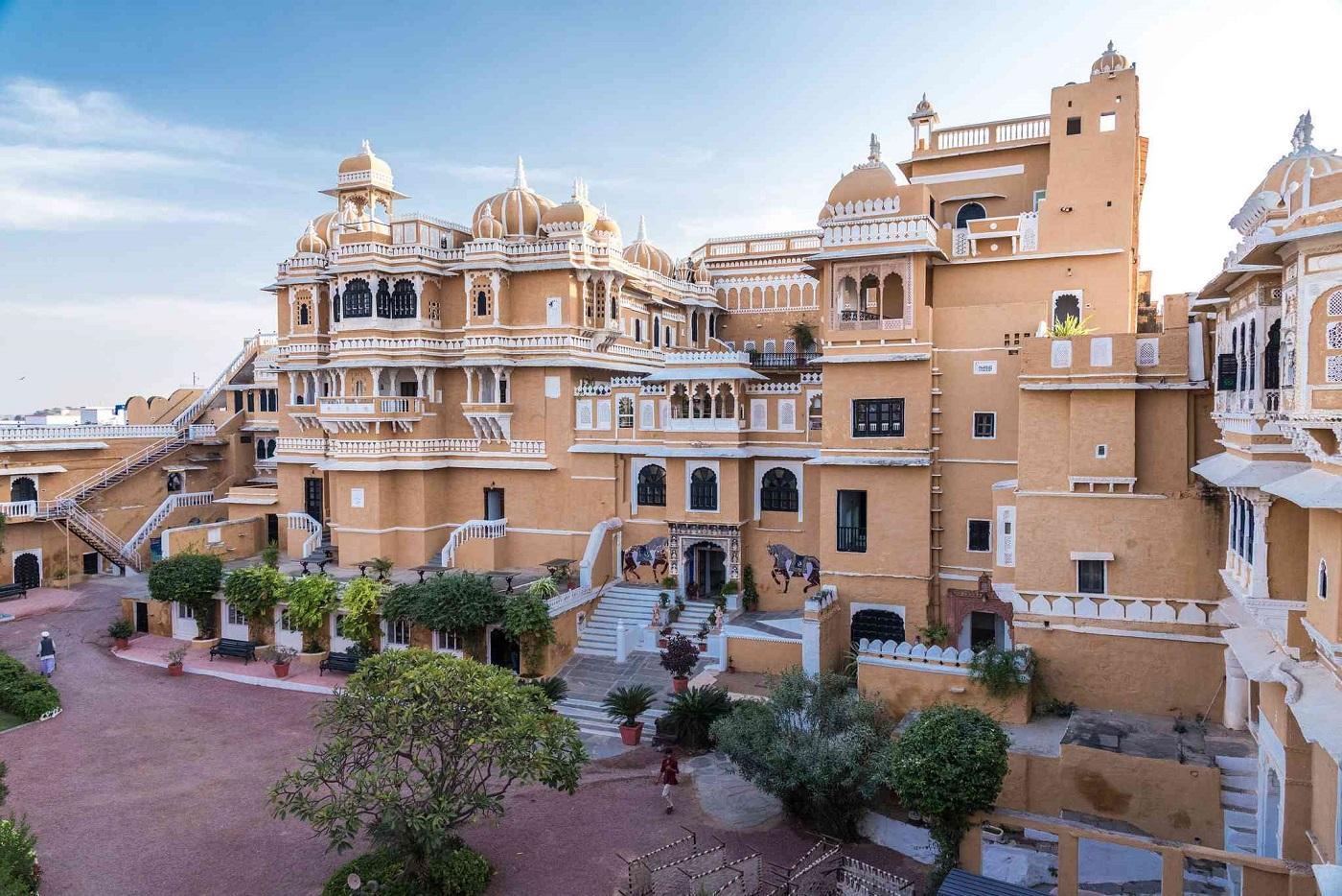 Deogarh Mahal, Rajsamand