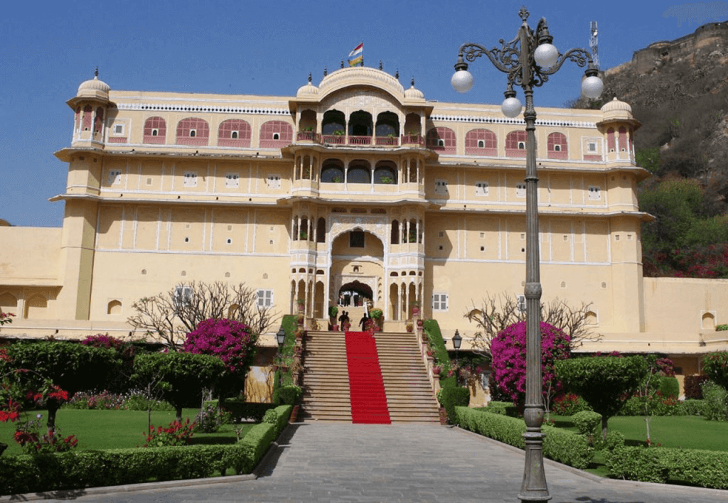 Heritage Samode Palace, Samode