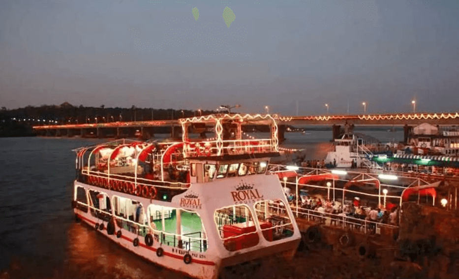Mandovi River Cruise