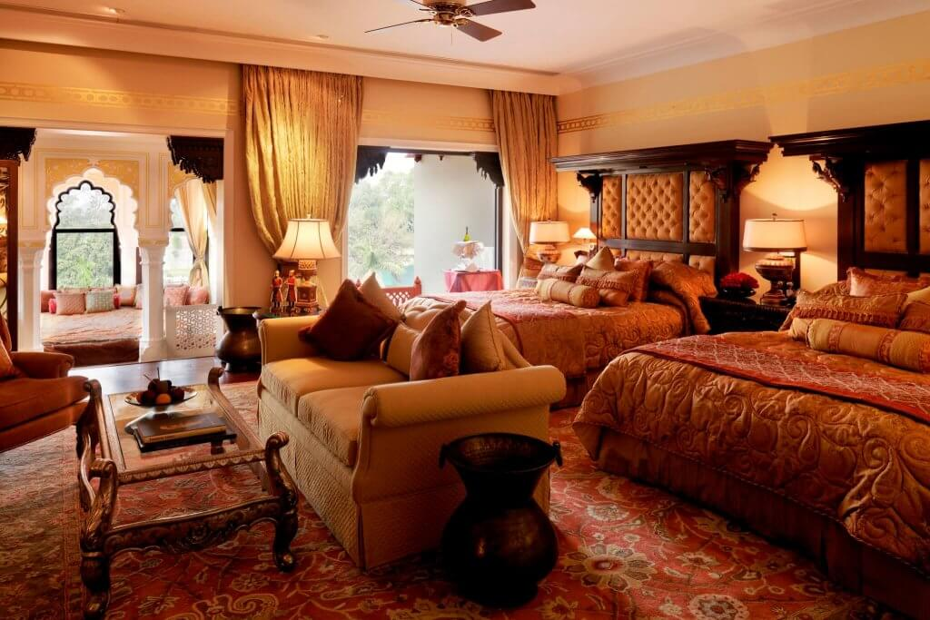 Presidential Suites at Rambagh Palace