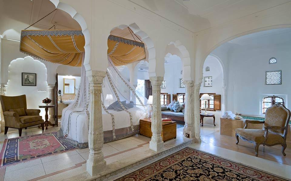Samode Palace Suite