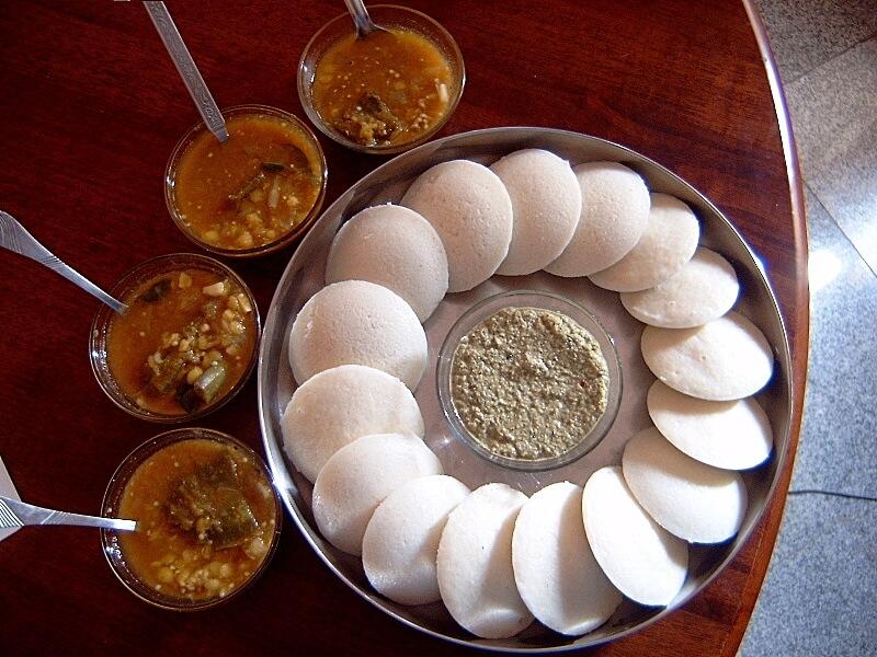 Sanna with Curry Goa