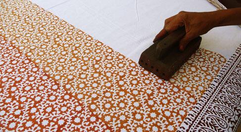 Hand Block Printing Jaipur