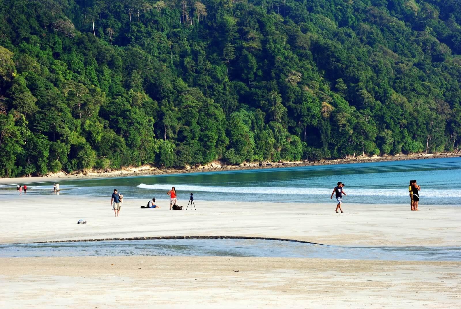 Andaman and Nicobar Beach