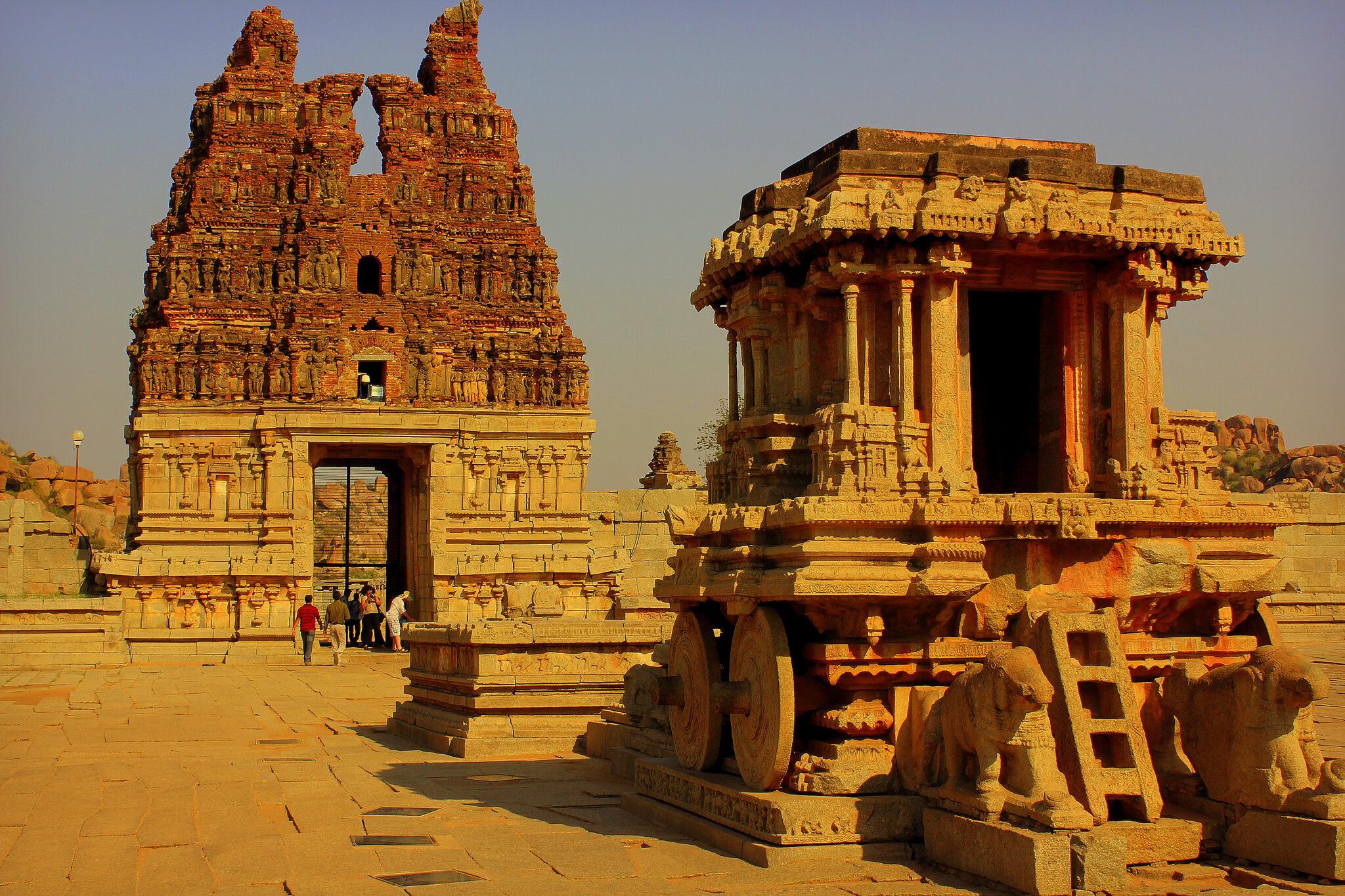 Hampi Heritage Sites