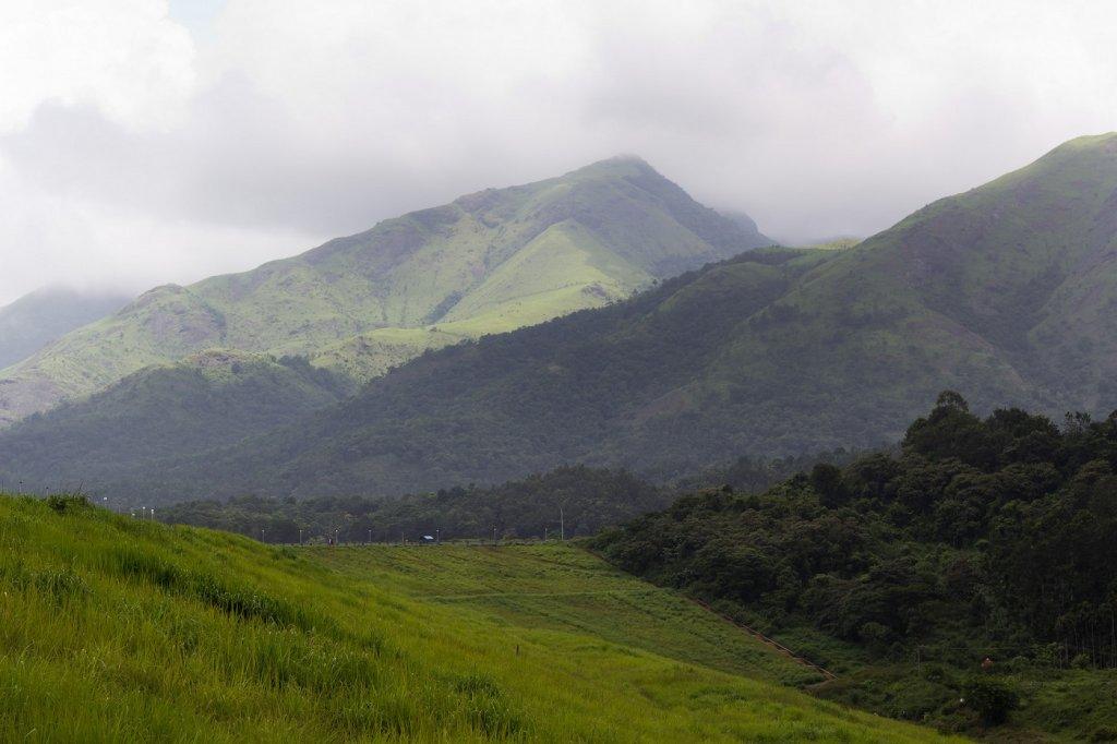 Wayanad in Monsoon