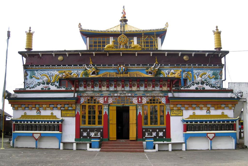 Ghoom Monastery West Bengal