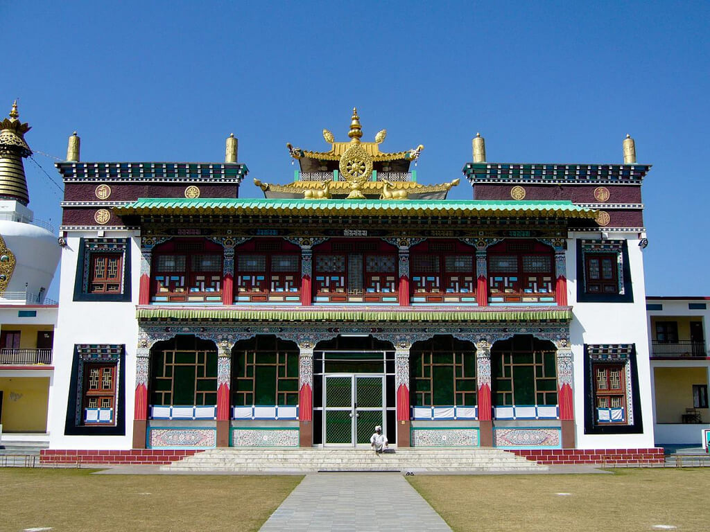 Mindrolling Monastery Uttarakhand