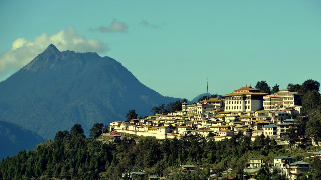 Tawang Monastery Sikkim