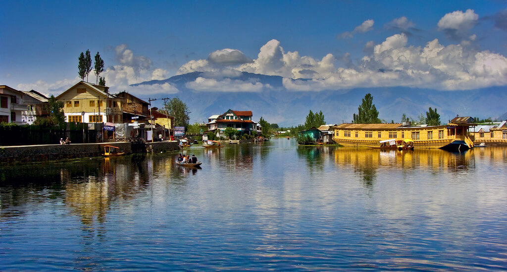Dal Lake Kashmir, India