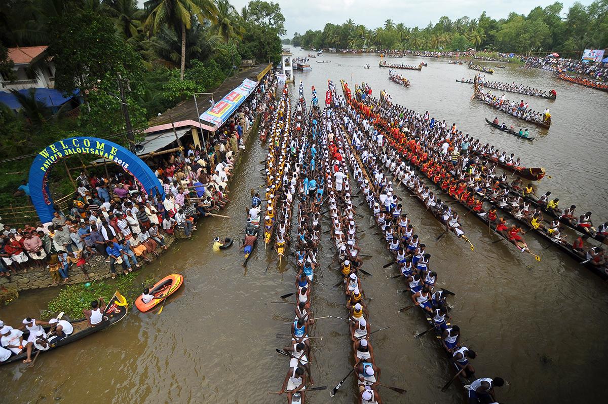Nehru Trophy Snake Boat Race, Kerala