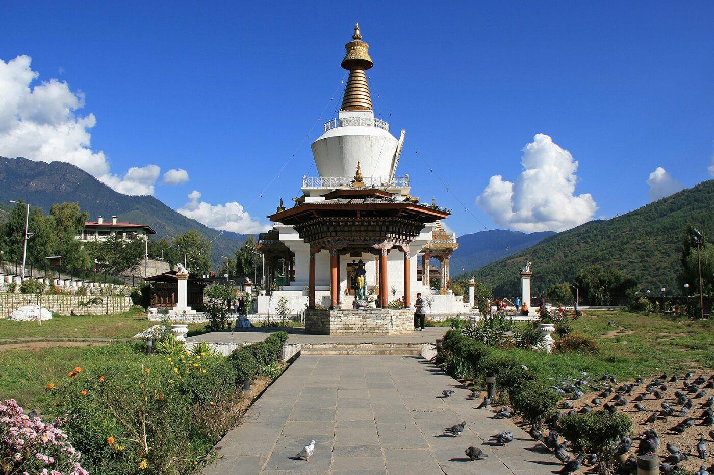 National Memorial Chorten, Thimphu