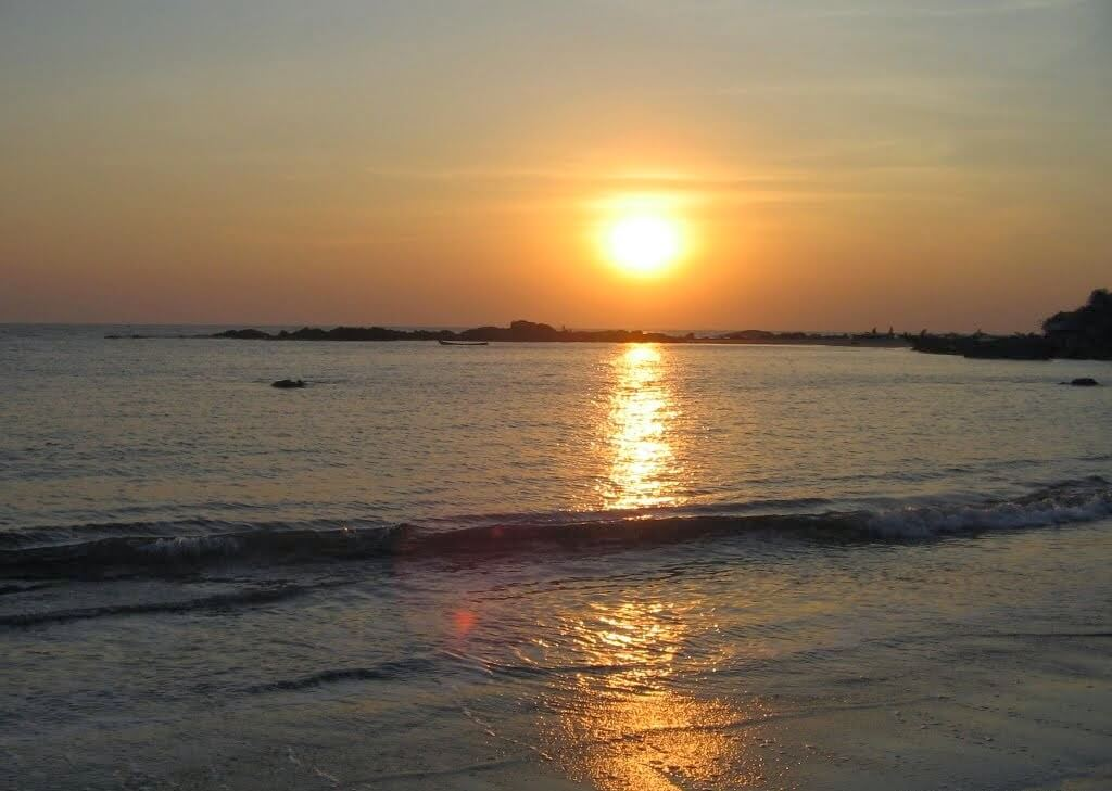 Belekeri Beach