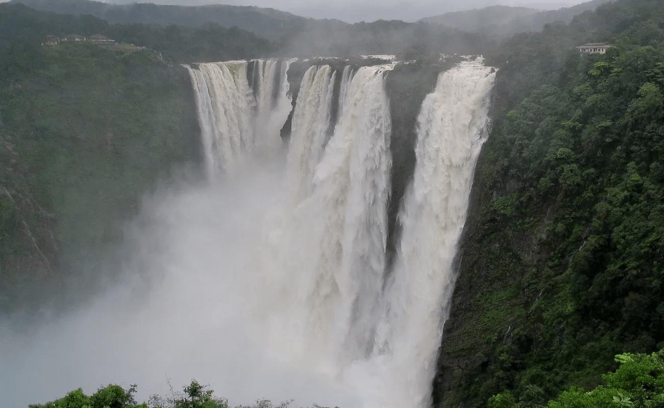 Dudhsagar Fall, Goa