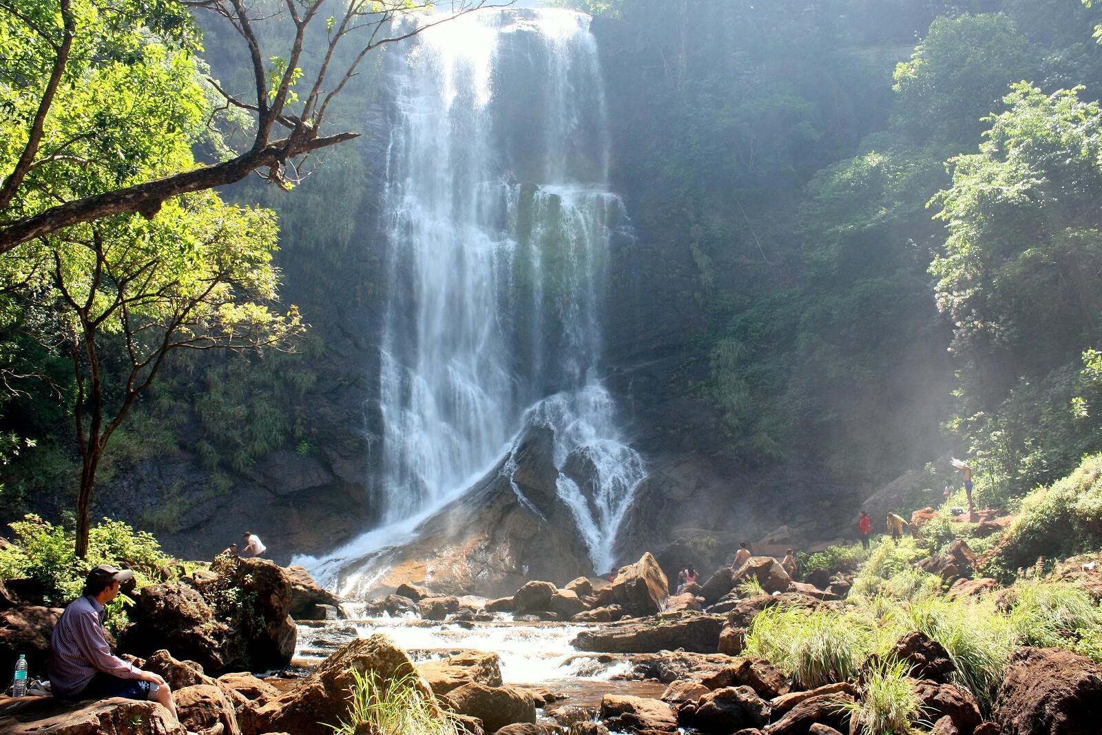 Hebbe Falls, Kemmangundi