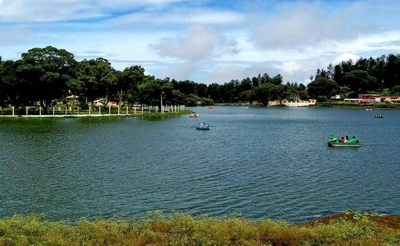 Yercaud Lake Boating