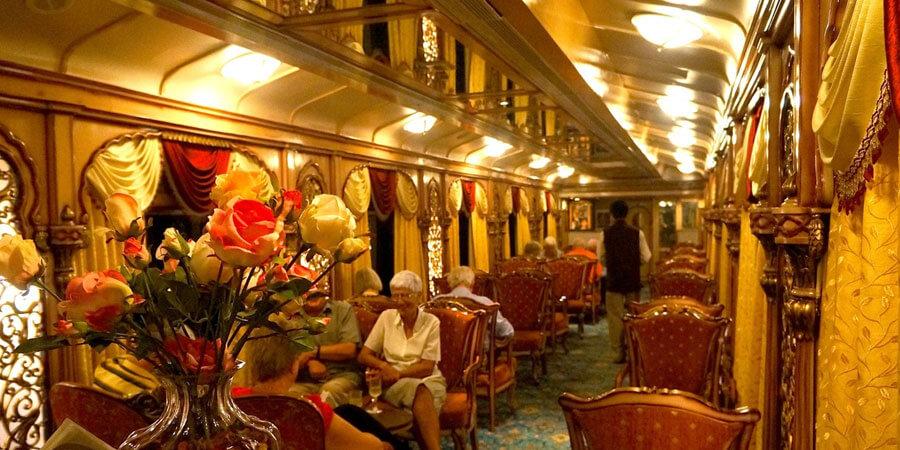 Palace on Wheels Maharaja Restaurant