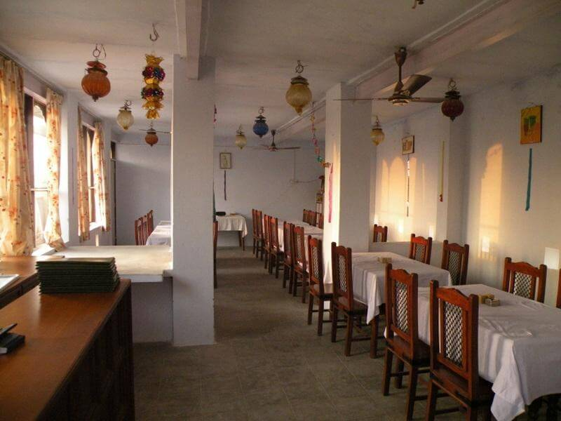 Monica Rooftop Restaurant, Mandawa