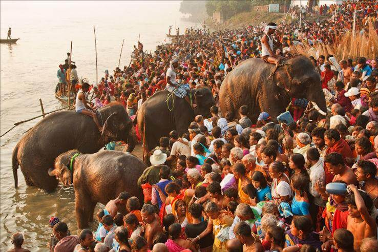 Sonepur Mela Bihar