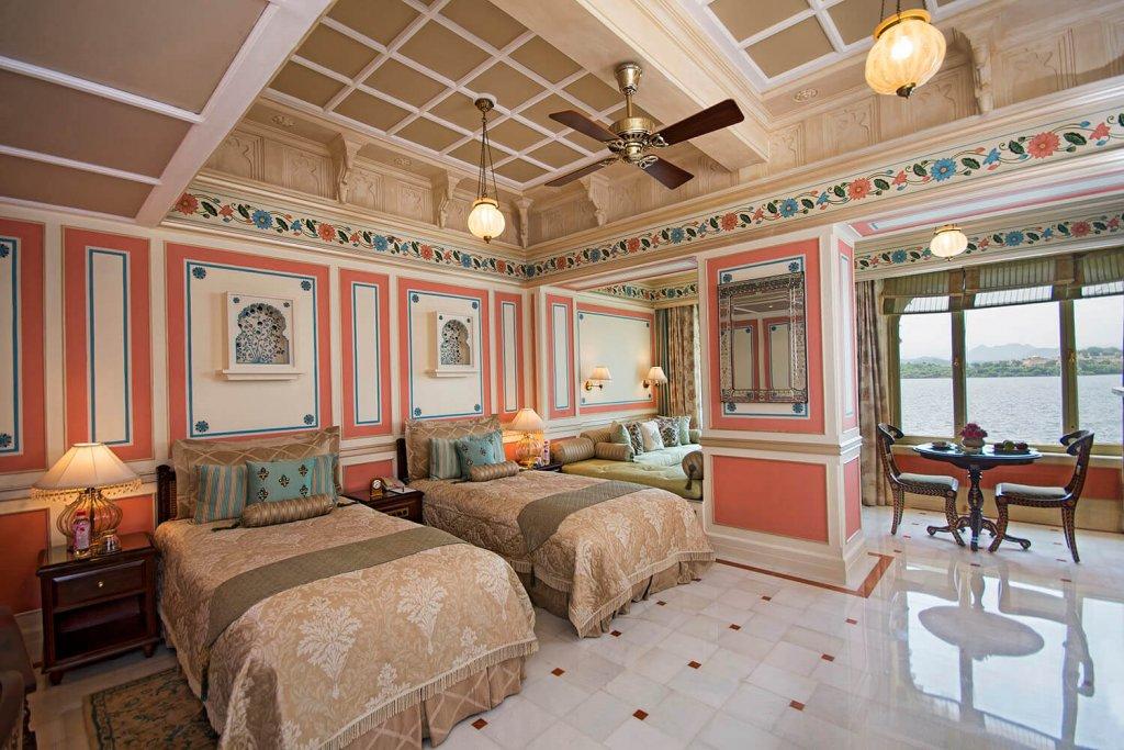 Suite at Taj Lake Palace, Udaipur