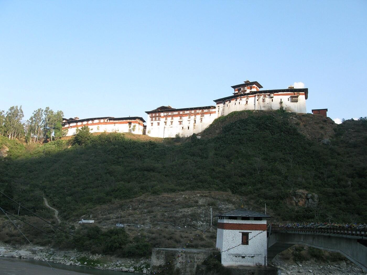 Wangdue Phodrang Dzong, Bhutan