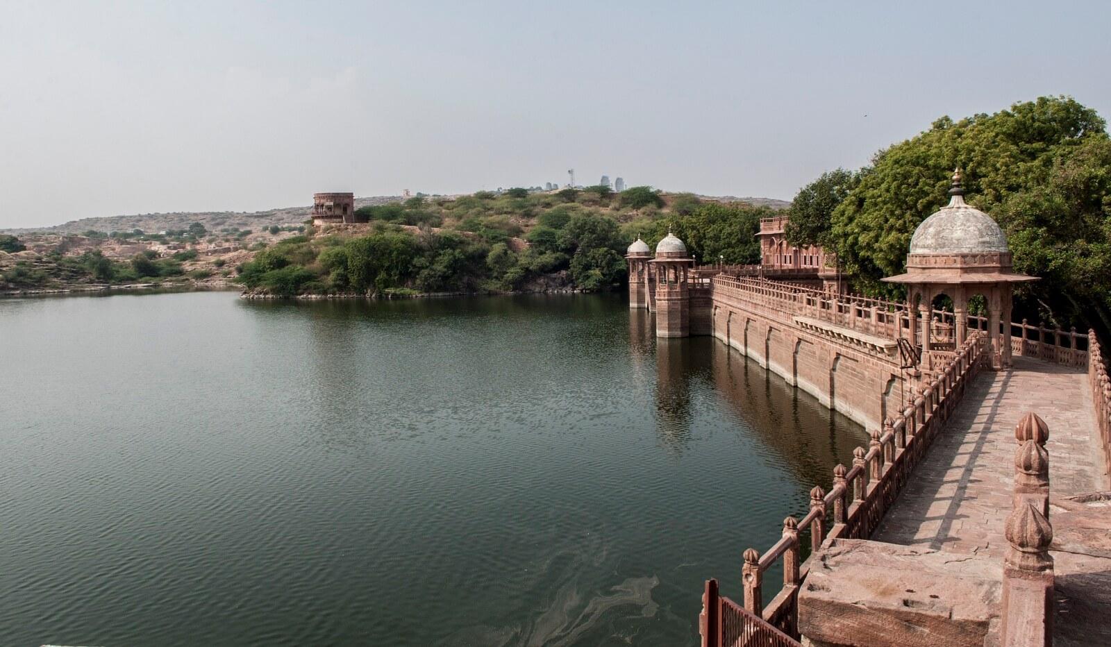 Balsamand Lake, Jodhpur