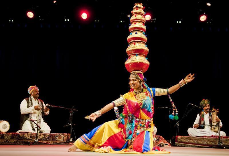 Bhavai Dance, Marwar Festival