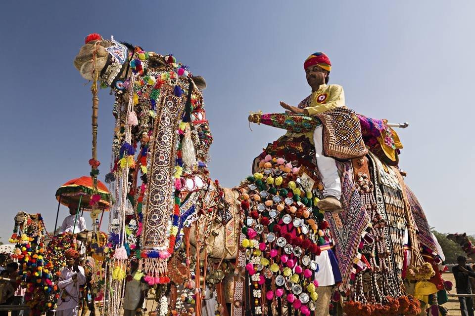 Pushkar Camel Fair – World's Largest Fair
