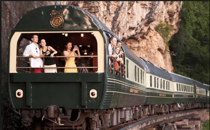 Eastern & Oriental Express, Luxury Trains