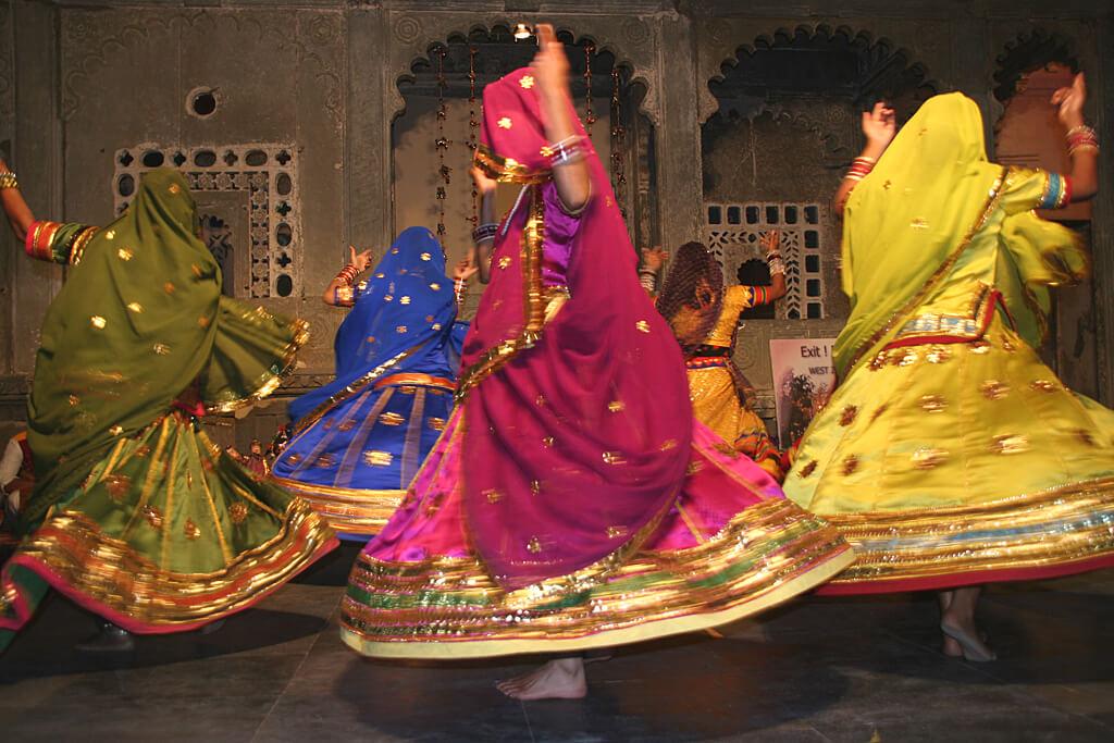 Ghoomar Dance, Marwar Festival