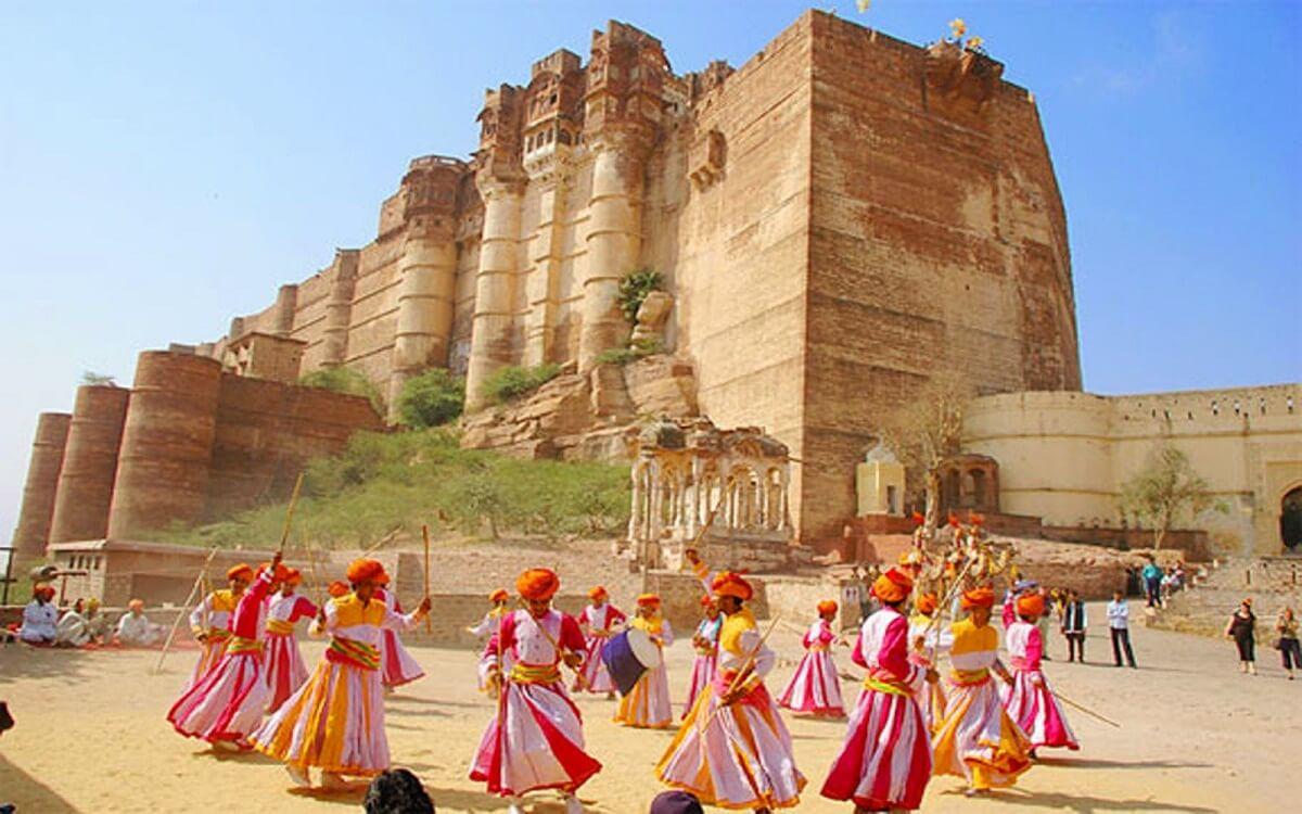 Marwar Festival at Mehrangarh Fort