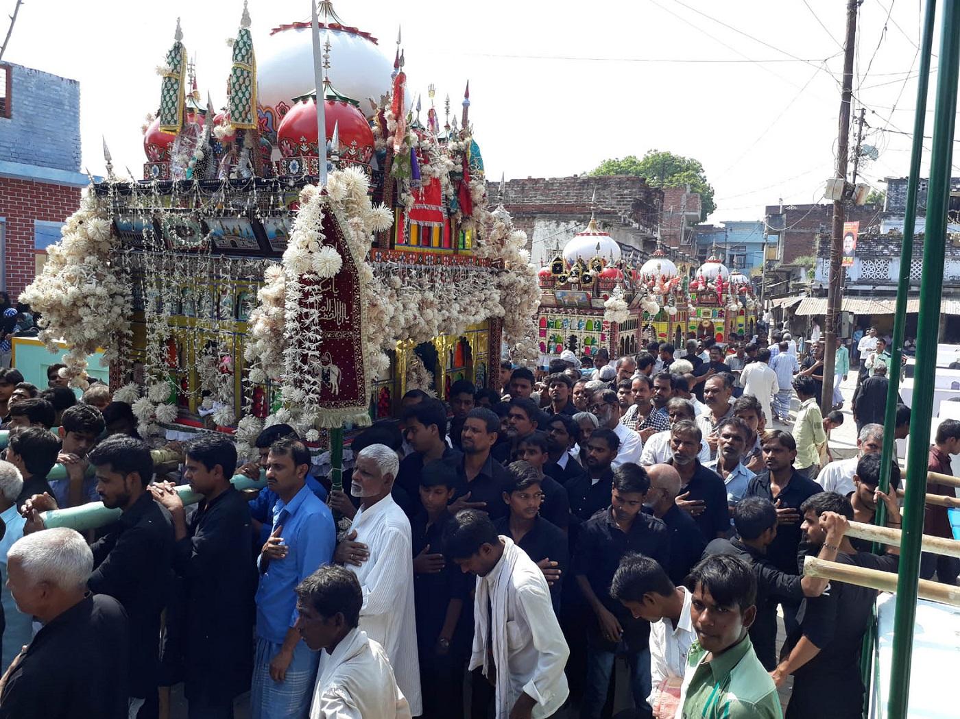 Tazia Procession on Muharram