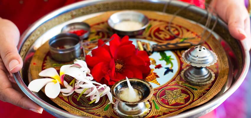 Rakshabandhan Thali