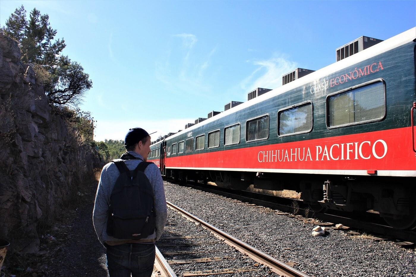 The Chepe Luxury Train, Mexico