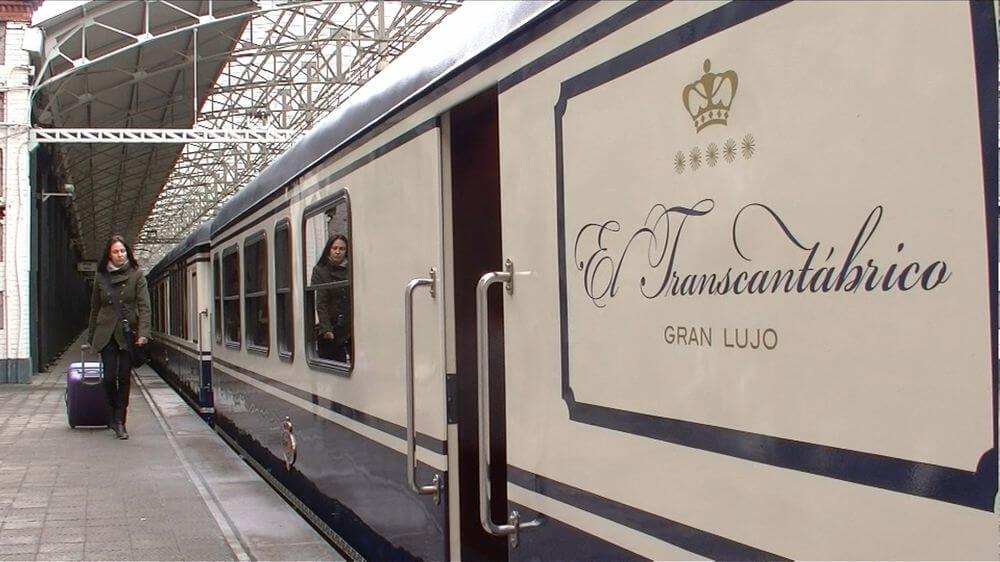The Transcantabrico Gran Lujo, Spain