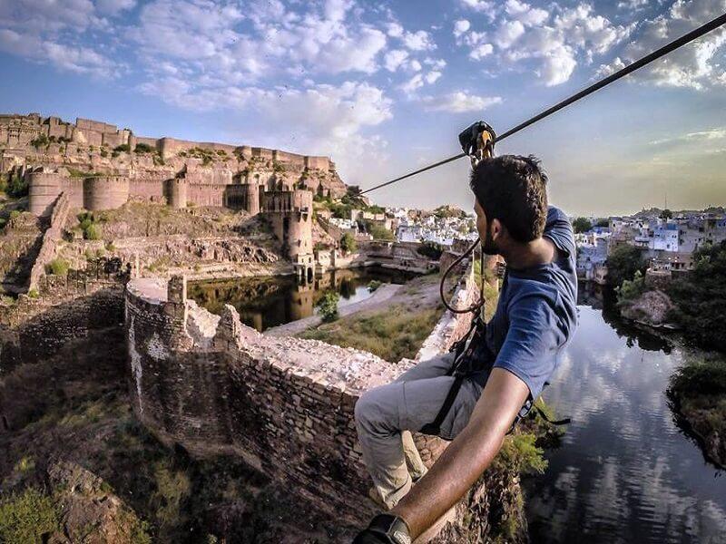 Zipline Jodhpur