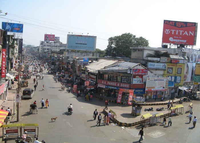 Dharmendra Road
