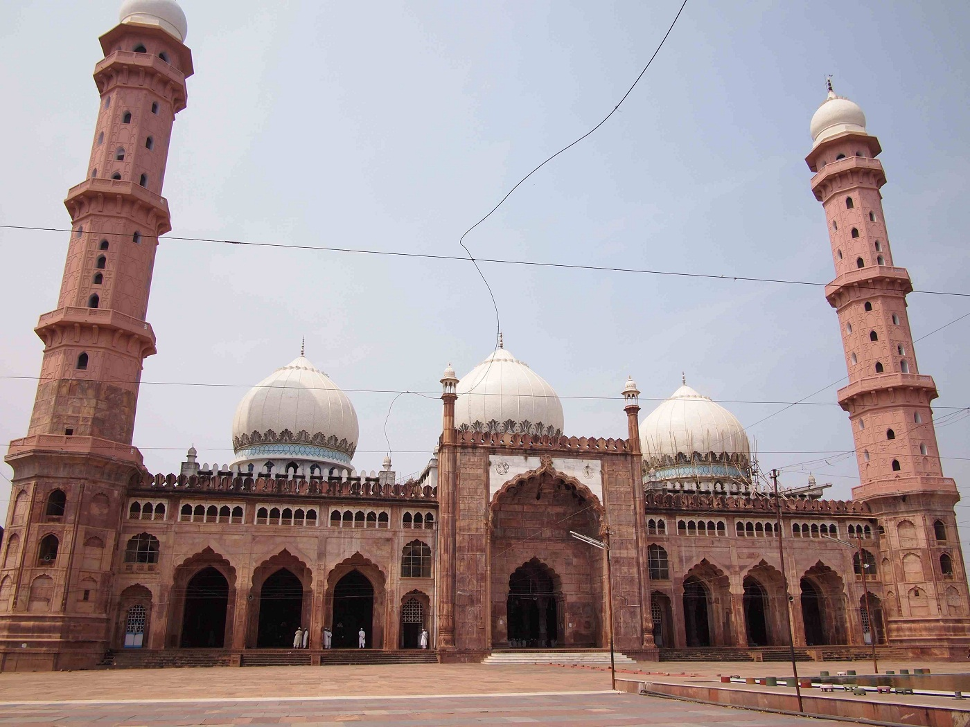 Taj – ul – Masjid, Bhopal
